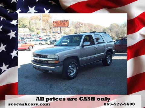 2003 Chevrolet Tahoe for sale in Knoxville, TN