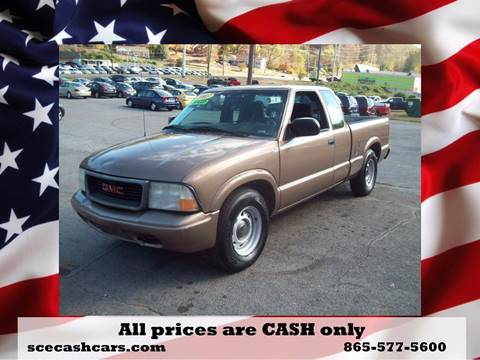 2003 GMC Sonoma for sale in Knoxville, TN