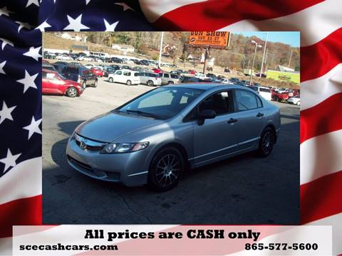 2009 Honda Civic for sale in Knoxville, TN