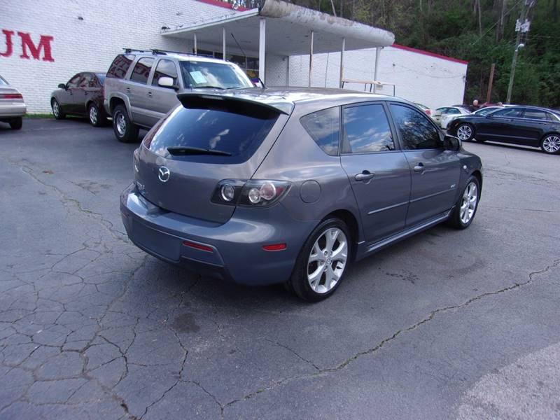2007 Mazda MAZDA3 s Sport 4dr Wagon (2.3L I4 5M) - Knoxville TN