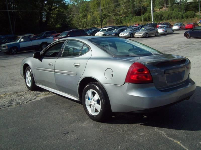 2008 Pontiac Grand Prix 4dr Sedan - Knoxville TN