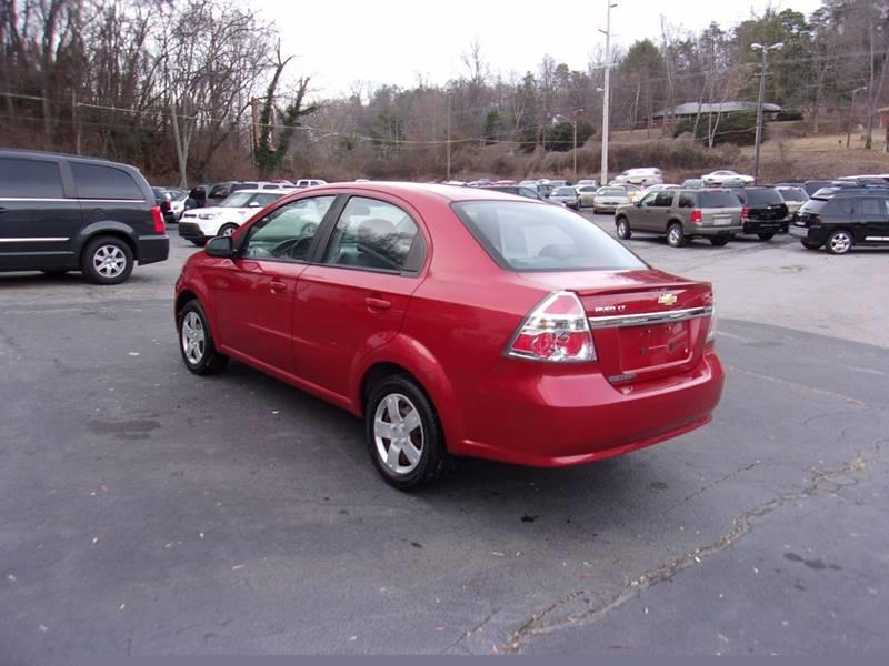 2011 Chevrolet Aveo LS 4dr Sedan - Knoxville TN