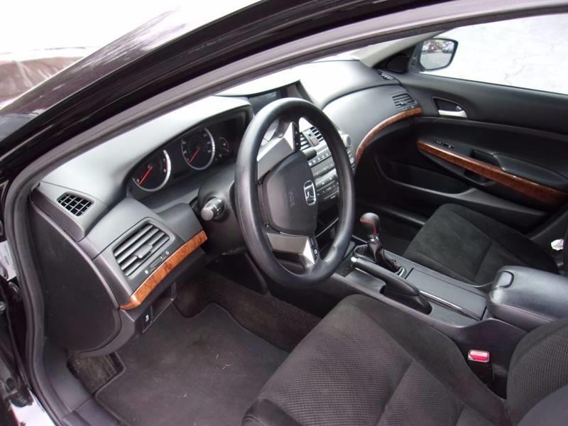 2012 Honda Accord EX 4dr Sedan 5M - Knoxville TN