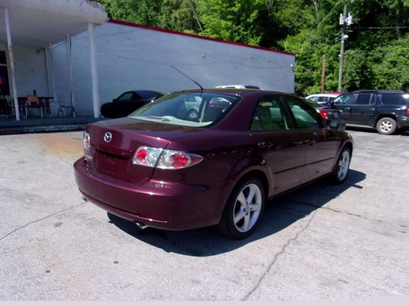 2007 Mazda MAZDA6 i Sport 4dr Sedan (2.3L I4 5A) - Knoxville TN