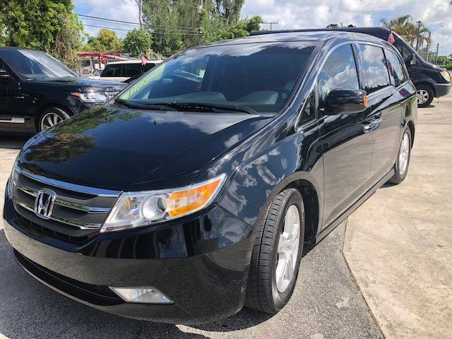 2011 Honda Odyssey For Sale At Carlink Motors In Miami FL