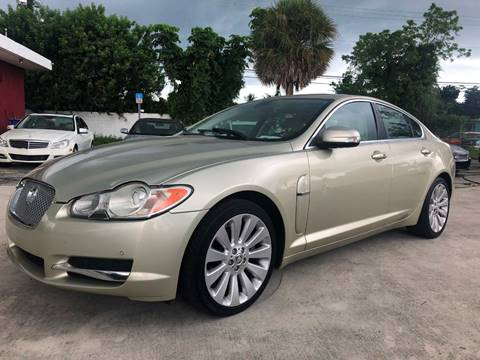 2009 Jaguar XF For Sale In Miami, FL