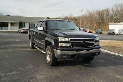 2007 Chevrolet Silverado 1500HD Classic for sale in Hurt, VA