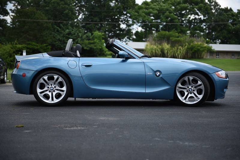 2003 BMW Z4 3.0i 2dr Roadster - Hurt VA