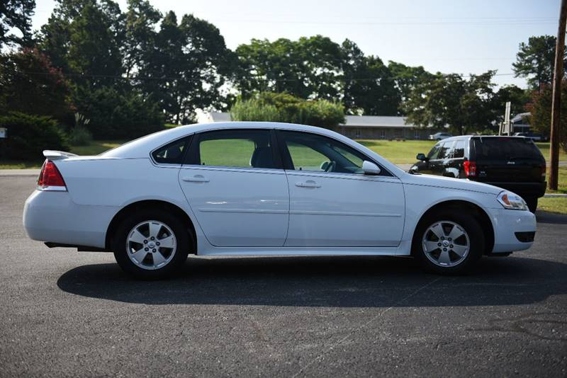 2011 Chevrolet Impala LT Fleet 4dr Sedan w/2FL - Hurt VA