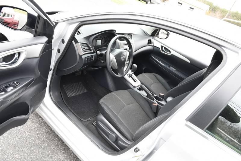 2014 Nissan Sentra S 4dr Sedan CVT - Hurt VA