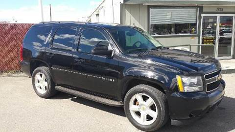 2007 Chevrolet Tahoe for sale at Kevs Auto Sales in Helena MT