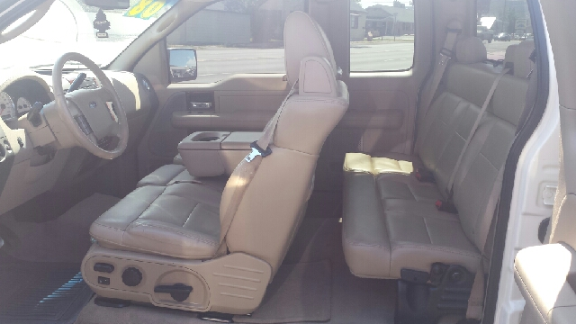 2008 Ford F-150 4x4 Lariat 4dr SuperCab Styleside 6.5 ft. SB - Helena MT