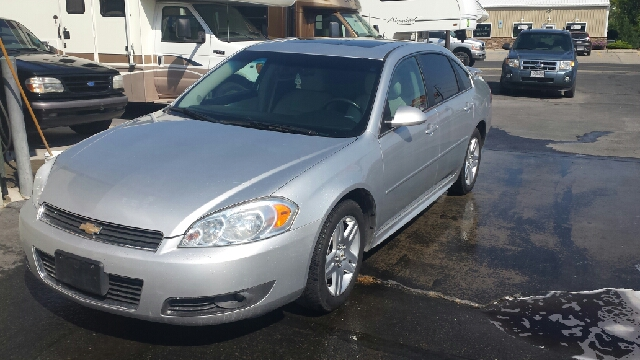 2011 Chevrolet Impala LT 4dr Sedan - Helena MT