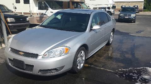 2011 Chevrolet Impala for sale in Helena, MT