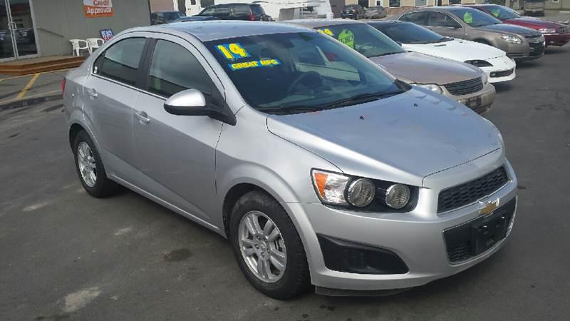 2014 Chevrolet Sonic LT Auto 4dr Sedan - Helena MT