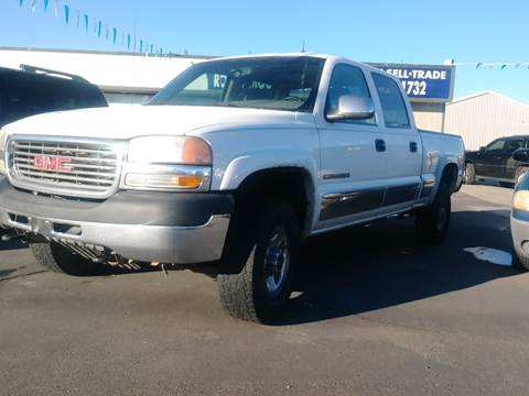2001 GMC Sierra 2500HD for sale in Helena, MT