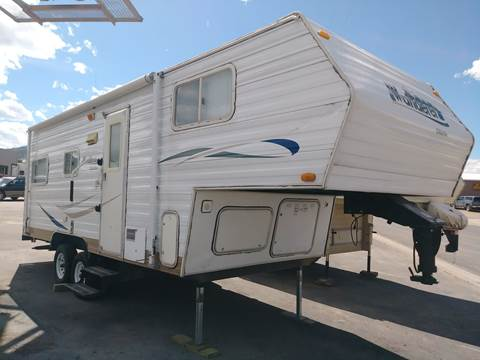 2003 Thor Industries Wanderer for sale in Helena, MT