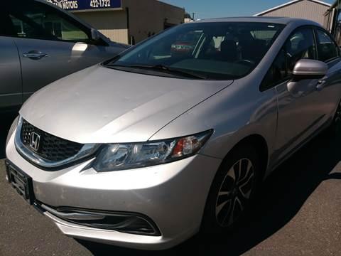 2015 Honda Civic for sale in Helena, MT