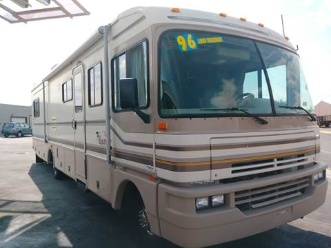 1996 Fleetwood Bounder for sale in Helena, MT