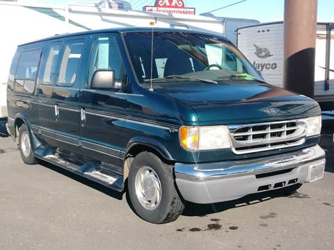 1998 Ford E-Series Cargo for sale in Helena, MT
