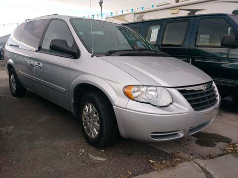 2007 Chrysler Town and Country for sale in Helena, MT