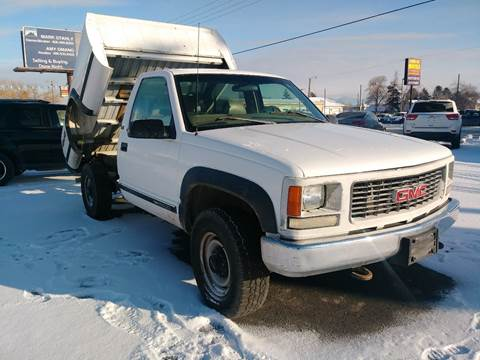 1997 GMC Sierra 2500 for sale in Helena, MT