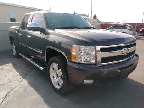 2010 Chevrolet Silverado 1500 LTZ for sale at Kevs Auto Sales in Helena MT