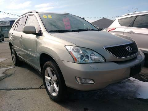 2005 Lexus RX 330 for sale at Kevs Auto Sales in Helena MT