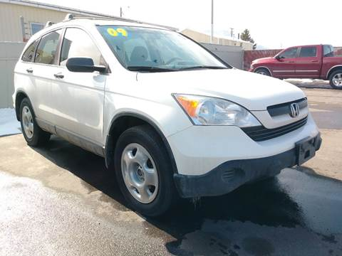 2009 Honda CR-V LX for sale at Kevs Auto Sales in Helena MT
