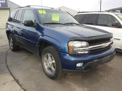 2005 Chevrolet TrailBlazer LS for sale at Kevs Auto Sales in Helena MT