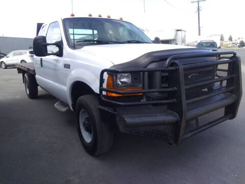 2000 Ford F-350 Super Duty for sale at Kevs Auto Sales in Helena MT