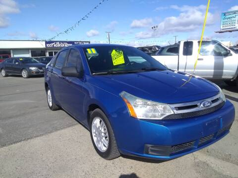 2011 Ford Focus SE for sale at Kevs Auto Sales in Helena MT