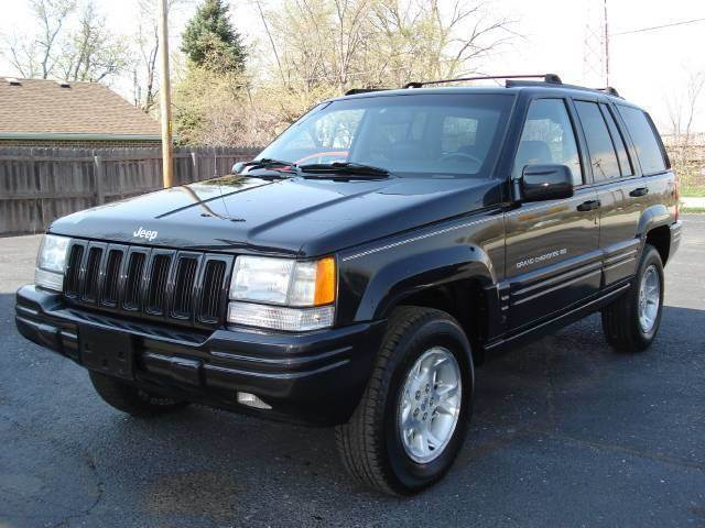 1998 Jeep Grand Cherokee For Sale At Tonys Pre Owned Auto Sales In Kokomo IN