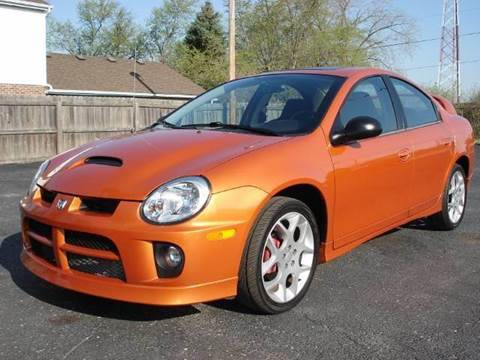2005 Dodge Neon SRT-4 for sale at Tonys Pre Owned Auto Sales in Kokomo IN