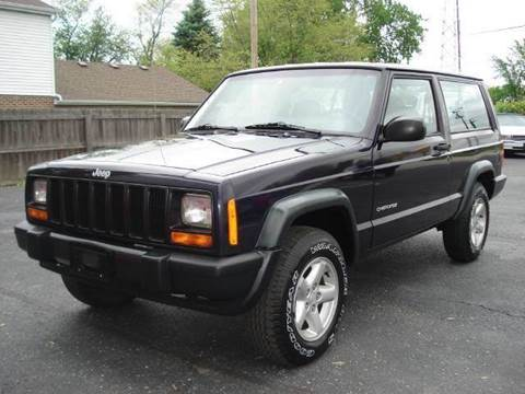 1999 Jeep Cherokee for sale at Tonys Pre Owned Auto Sales in Kokomo IN