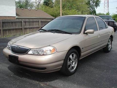 1999 Mercury Mystique for sale at Tonys Pre Owned Auto Sales in Kokomo IN