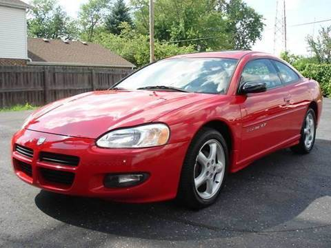 2001 Dodge Stratus for sale at Tonys Pre Owned Auto Sales in Kokomo IN