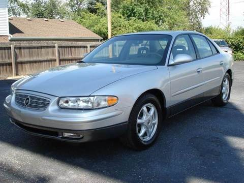 2002 Buick Regal for sale at Tonys Pre Owned Auto Sales in Kokomo IN