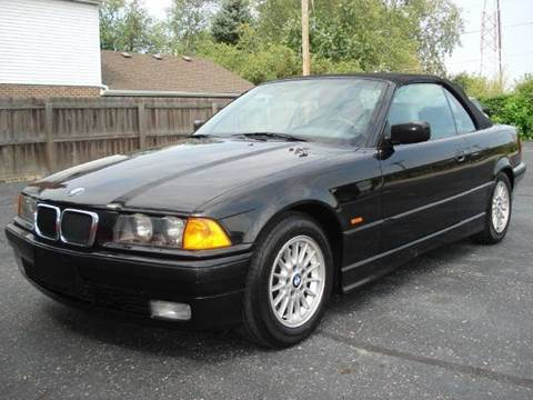 1998 BMW 3 Series for sale at Tonys Pre Owned Auto Sales in Kokomo IN