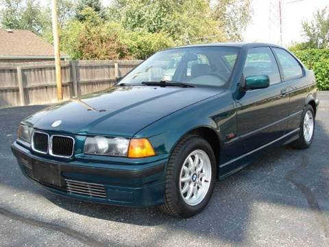 1996 BMW 3 Series for sale at Tonys Pre Owned Auto Sales in Kokomo IN