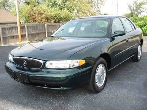 2003 Buick Century for sale at Tonys Pre Owned Auto Sales in Kokomo IN