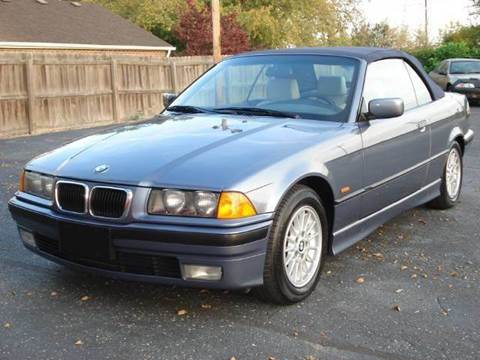 1999 BMW 3 Series for sale at Tonys Pre Owned Auto Sales in Kokomo IN