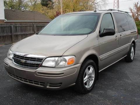 2003 Chevrolet Venture for sale at Tonys Pre Owned Auto Sales in Kokomo IN