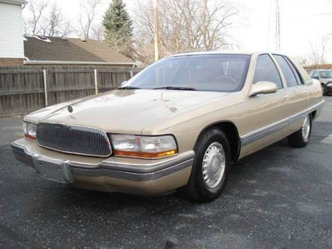 1996 Buick Roadmaster for sale at Tonys Pre Owned Auto Sales in Kokomo IN