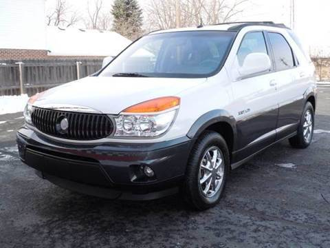 2003 Buick Rendezvous for sale at Tonys Pre Owned Auto Sales in Kokomo IN