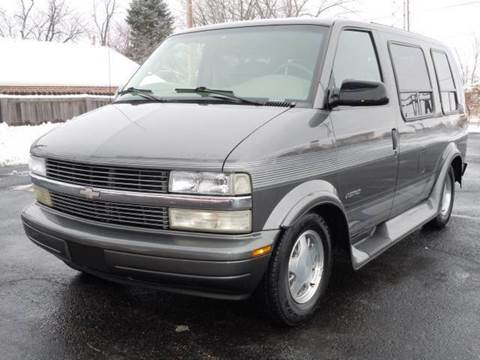 1999 Chevrolet Astro Cargo for sale at Tonys Pre Owned Auto Sales in Kokomo IN