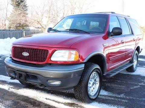 2002 Ford Expedition for sale at Tonys Pre Owned Auto Sales in Kokomo IN