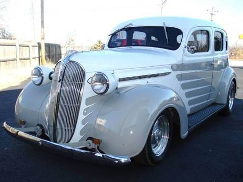 1937 Plymouth Business Coupe for sale at Tonys Pre Owned Auto Sales in Kokomo IN