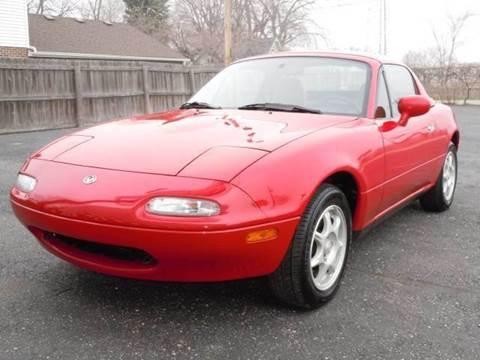 1996 Mazda MX-5 Miata for sale at Tonys Pre Owned Auto Sales in Kokomo IN