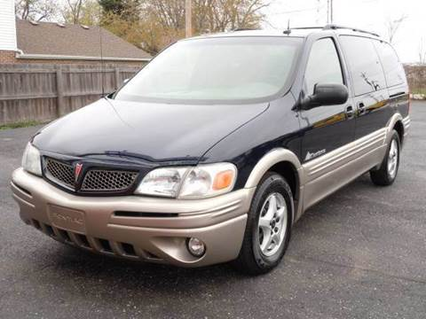 2002 Pontiac Montana for sale at Tonys Pre Owned Auto Sales in Kokomo IN